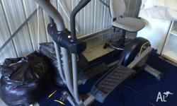 Awesome workout Proform 900 trainer Incl fan Resistance