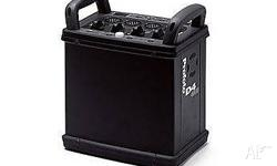 Pro foto D4800 generator with pelican case excellant
