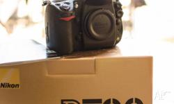 Nikon D700 , In good shape only selling because moving