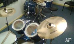 Professional Drum Lessons available now in Waymouth