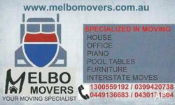 - HOUSE MOVING - OFFICE RELOCATION - PIANO MOVERS -