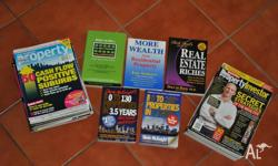 I HAVE THE FOLLOWING BOOKS - $40.00 THE LOT: 0 TO 260+