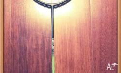 Professional Badminton Racquet ( Maximum tension