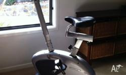 Proteus Exercise Bike - Cycle PEC- 4355 12 Exercise