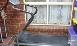 Motorised treadmill Proteus mtm 4500 in excellent