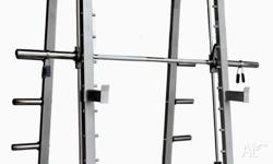 Protex II Elite Smith Machine with Linear Bearings