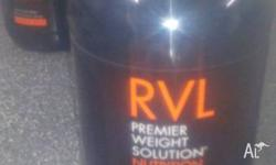 monavie RVL premier nutrition shake mix chocalate berry
