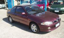 PROTON, M21, 1998, FWD, RED, 2D COUPE, 1834cc, 99kW,