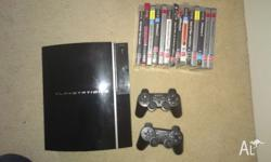 Hi i have a original ps3 for sale. its in very good