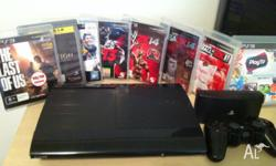 Up for sale my ps3 slim 500 GB in excellent condition