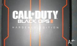 Call of Duty Black Ops 2 Collectors box edition with