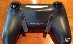 This PS4 mod controller has been modded for FPS games