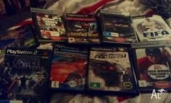 Need For Speed; Underground Need For Speed; ProStreet