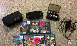 Selling a PS Vita plus a bunch of games and accessories