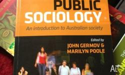 Public sociology - an introduction to Australian