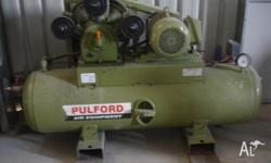 Pulford Air Compressor - 35cft, Boat Accessory, Pulford