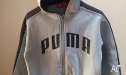 PUMA Jacket boys 2T We'll worn jacket ideal for horsing