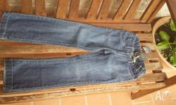 Girls jeans size 9. pumpkin patch new with tags.