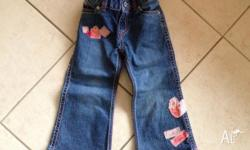 I have for sale a pair of pumpkin patch jeans size 3 in