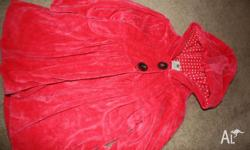 In excellent condition! Beautiful red colour. From a