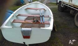 PNeeds small crack in fibreglass fixed on top of boat