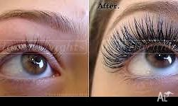 - Eyelash Extensions - Eyebrow Shaping Sculpting -