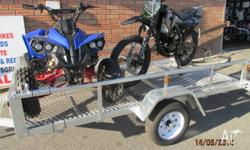 This package intails:- a 150cc quad, 250cc MX style