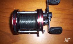 i have for sale an abu garcia 6000 fishing reel working