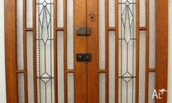 Leadlight Doors We have an entire range of quality