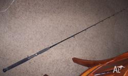 i have for sale a quality shakespear ugly stik fishing