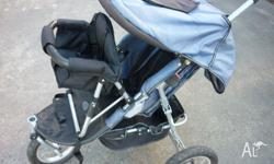 Quality Runabout Valco Stroller, Three Wheeler in