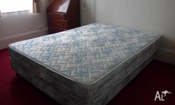 Excellent condition, clean and comfortable Queen size