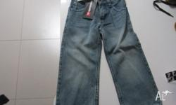 Quicksilver Jeans Brand New Boys or Girls SIZE 2, with