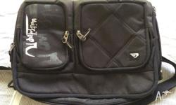 Quiksilver laptop bag in good condition. Postage in