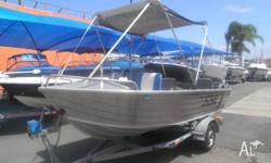 QUINTREX 390 TREVALLY, Open / Dinghy, Quintrex 390