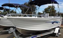 QUINTREX 510 TOP ENDER: Brand new model with full