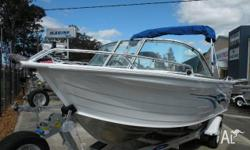 QUINTREX (Alum.) 490 ESCAPE FISHING, 2011, NEW, Other,