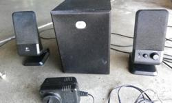 12 WATTS RMS TOTAL POWER & SUBWOOFER COME WITH A SETUP