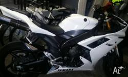 07 Yamaha R1 Very low k's. Bike is in as new condition