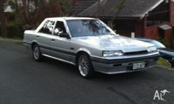 1990 series 3 r31, rare 5 speed manual, central locking