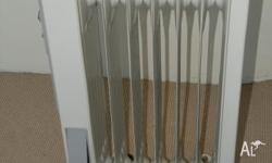 This radiator is from the brand Heller, type OHH719 and