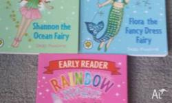 Rainbow Magic Books � Early Readers 3 x books Selena