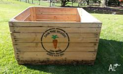 raised garden bed, these are ideal for veggie/herb