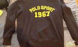 Vintage Polo sport sweater (very rare) and well looked
