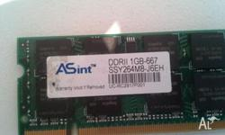 Type: DDR2 SDRAM Bus Speed: PC2-5300 (DDR2-667) Form