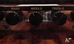 I have for sale my Randall MTS Fender Blackface module