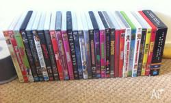 Have over 25 movies to sell, bundle deal package $60