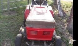 Ranger Rideon 38 inch cut 2005 model vgc Please contact