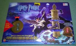 This sale is for a RARE Harry potter board game, Rescue