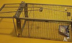 Phone: (03) 97863791 Rat Trap How it works: A bait is